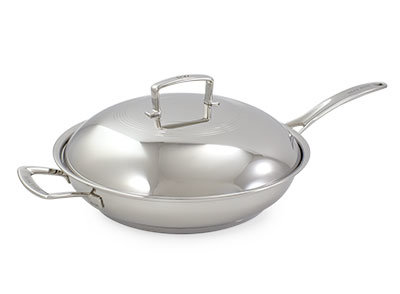 12111 Large Skillet w cover